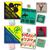 Medium Square Roll Labels - TWO Color (Per 1,000)