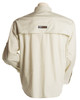 100% Cotton Fishing Shirt - Dusky Bone