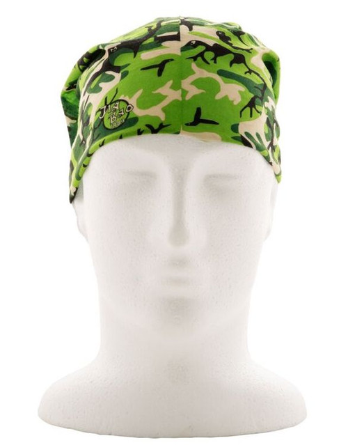 Green Coral Face Shield