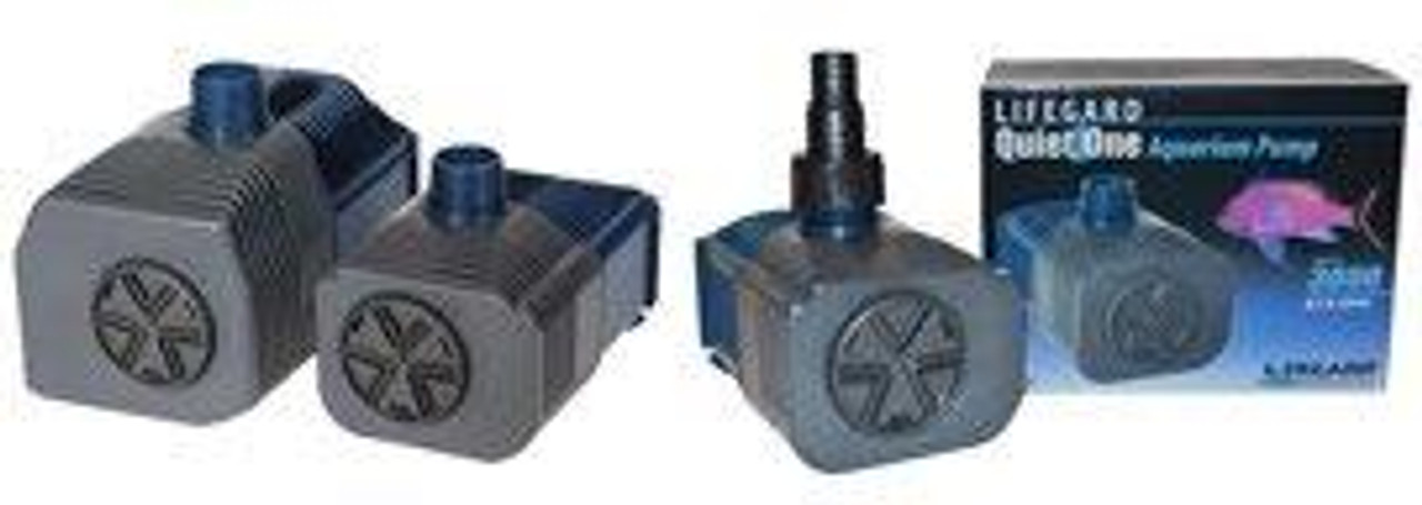 Quiet One Aquarium Pumps PRO Series Model 6000 (R440107)