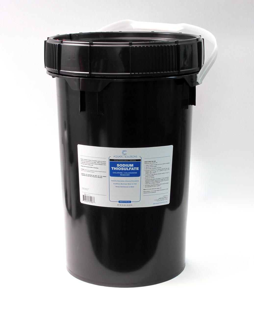 Aquatic Solutions Sodium Thiosulfate 10 lb Bucket (ASST-10)