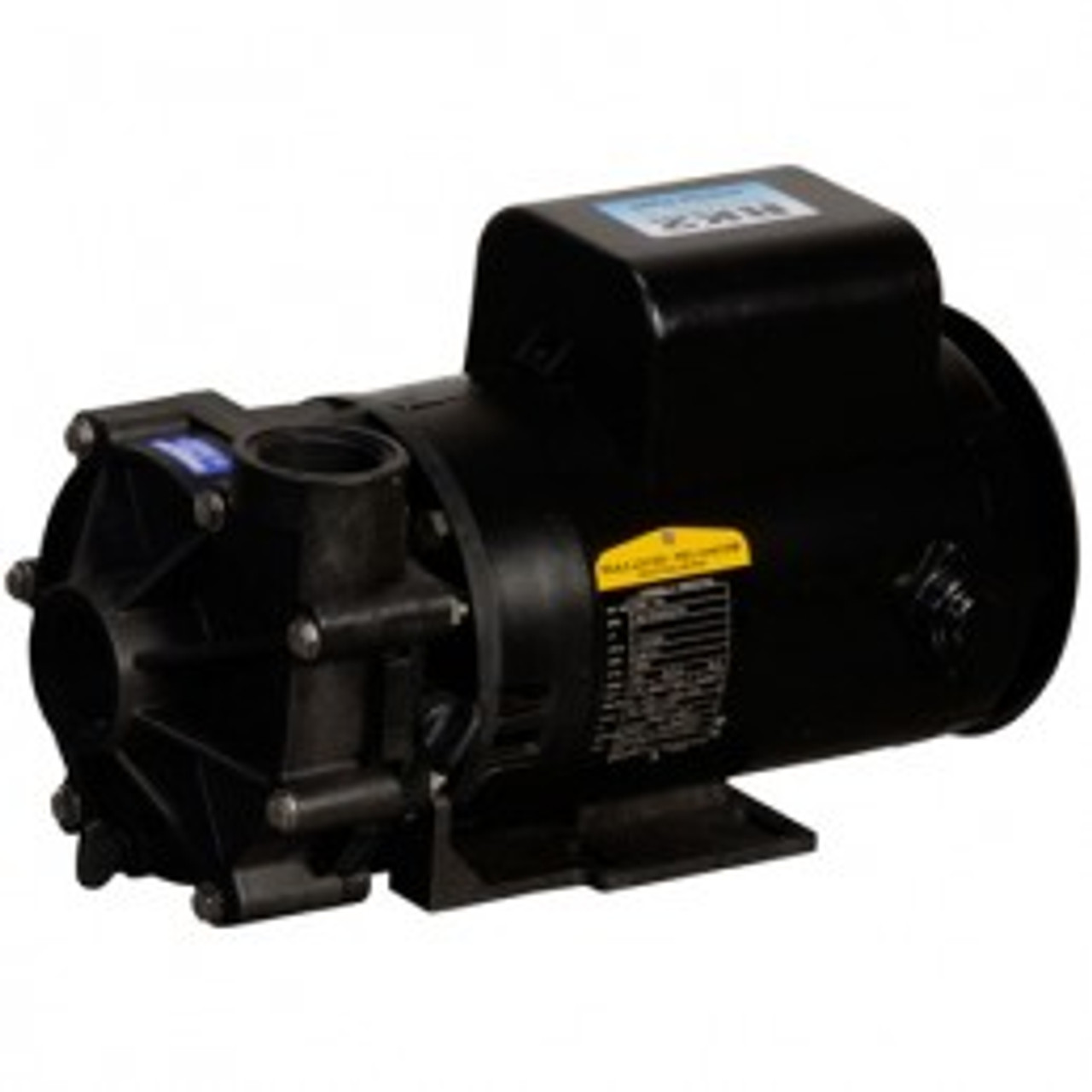 RK2 System Replacement Pump 1/4hp, 115/230V 1 phase TEFC