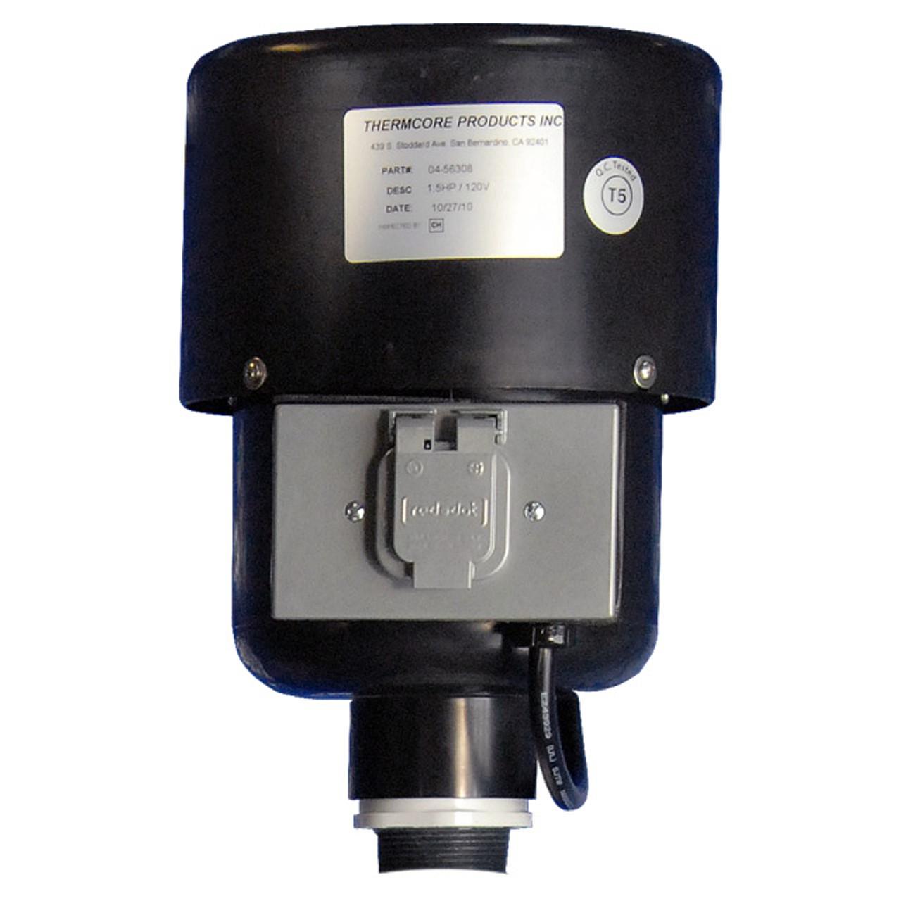Aquadyne Dynamax Replacement Blower 1 HP, 115V