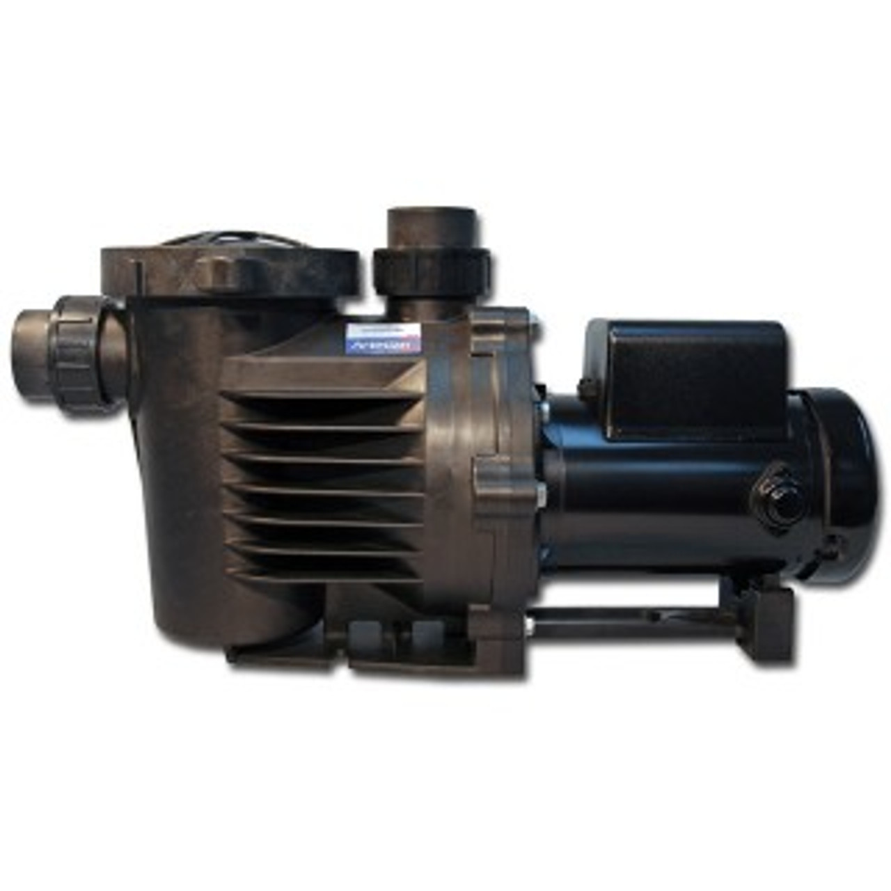 """Performance Pro Artesian2, 1/2HP, 115/230V, 1 Phase, 7380 GPH @ 7'TDH , 2"""" Unions In/Out. (A2-1/2-HF)"""