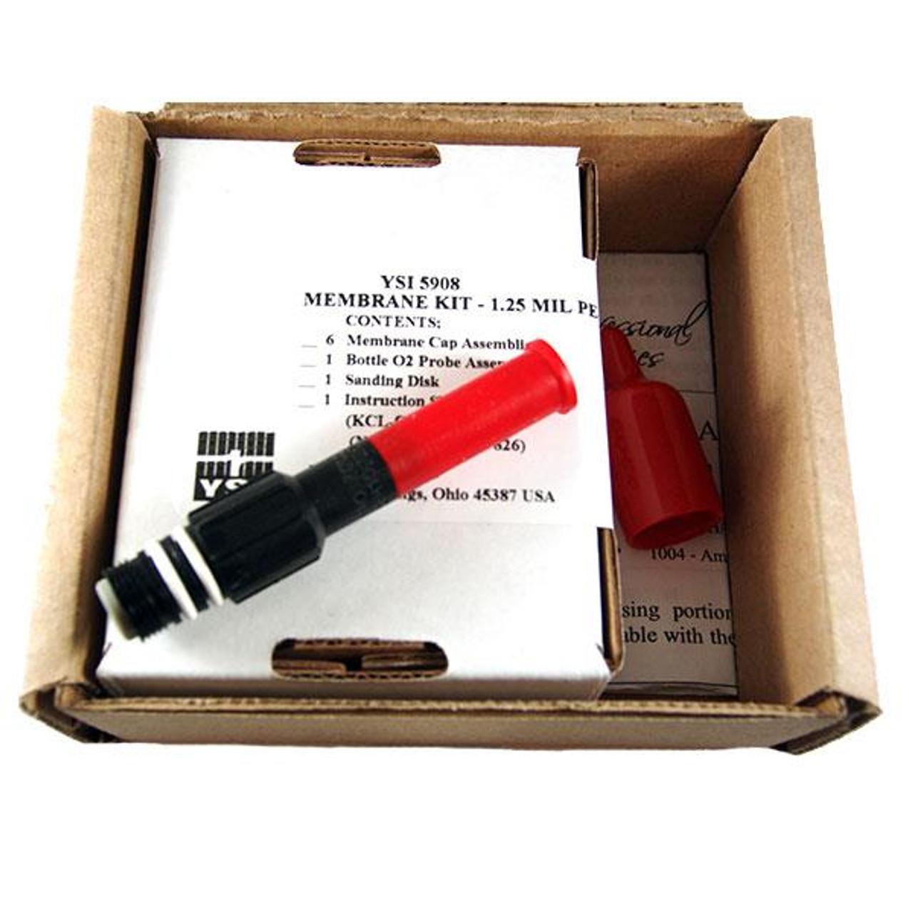 YSI Pro Series Polarographic Dissolved Oxygen Sensor (605203)