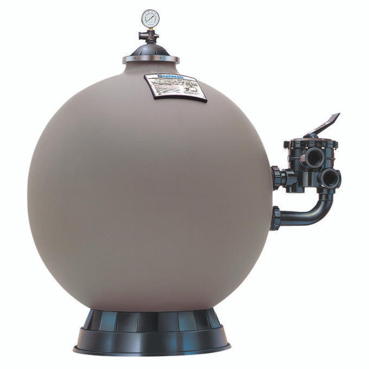 "Hayward LS Series Aquatic Sand Filter 39"" High X 31"" Diamete (LS311SX)"