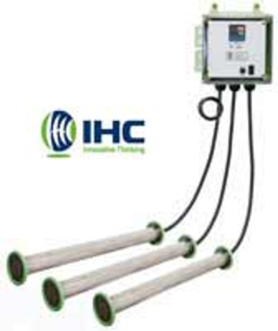 Innovative Heat Concepts 4KW (4000W) 240VAC Heater with Digital Temperature Controller (Nema 4 enclosure) (QDPTY4.0.2)