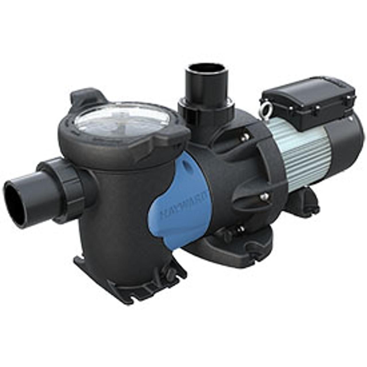 Hayward Lifestar MV Medium Head, 3 HP 3 PH Aquatic Pump (1APSES37)