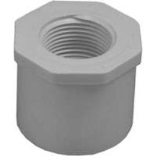 "1-1/4"" X 3/4"" Slip X Thread Bushing SCH-40 (R175051)"