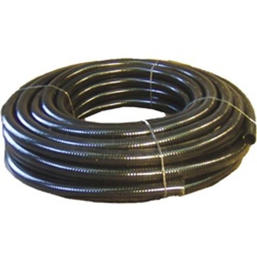 "1-1/4"" X 50' HydroMAXX FLEXIBLE PVC (BLACK) SCH 40: (1102114050)"