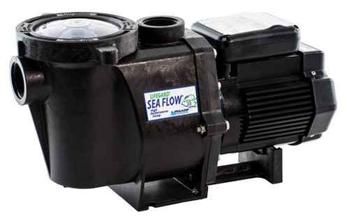"""Lifegard® SEA FLOW® HIGH PERFORMANCE PUMPS 3/4 HP Sea Flow 95 GPM, 230V, 50/60HZ Suction 2"""" FPT Discharge 2"""" FPT (R175317)"""
