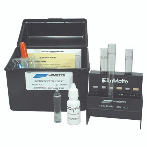 LaMotte Test Kit, Copper 6616-01