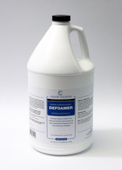 Aquatic Solutions, Defoamer 1 Gallon (ASDEFOAM-1gal)