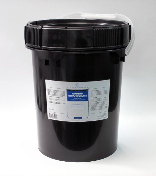 Aquatic Solutions, Sodium Bicarbonate 40 lb/ 5 gal Pail (ASSB-40)