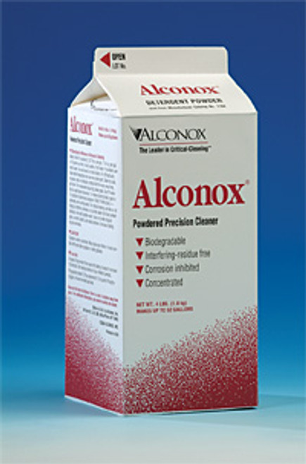 Alconox - Powdered Precision Cleaner: 4 lb Box (ALC1104)