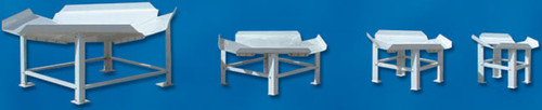 Poly tank Steel Stands
