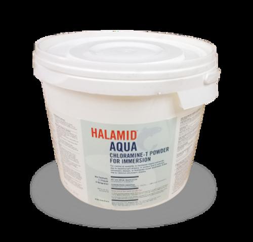 Halamid Aqua (Chloramine-T) 5 kg Bucket FDA Approved (HALAMID AQUA 5KG Bucket)