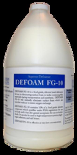 Defoam FG-10 1 Gallon 10% Silicone compound
