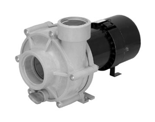 """Sequence® Model 750 Series, 4200 GPH, 12' Max Head, 160 Watts, 1.56 Amps, 115VAC, 1/8HP, 2"""" Inlet/ 1.5"""" Outlet, 8 ' Cord. (4200SEQ12)"""