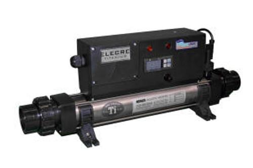 Aqua Logic Titanium Inline Heater 1.5 KW-115VAC. (HTI-1.5-115)