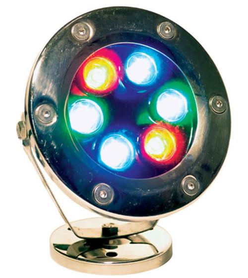 Lifegard WHITE 6 watt LED lamp includes a 7 1/2' power cord (R441001)