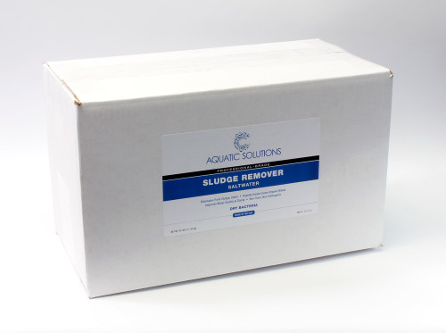 Aquatic Solutions Slude Removing Bacteria 25lb. Box (ASB-25S SW)