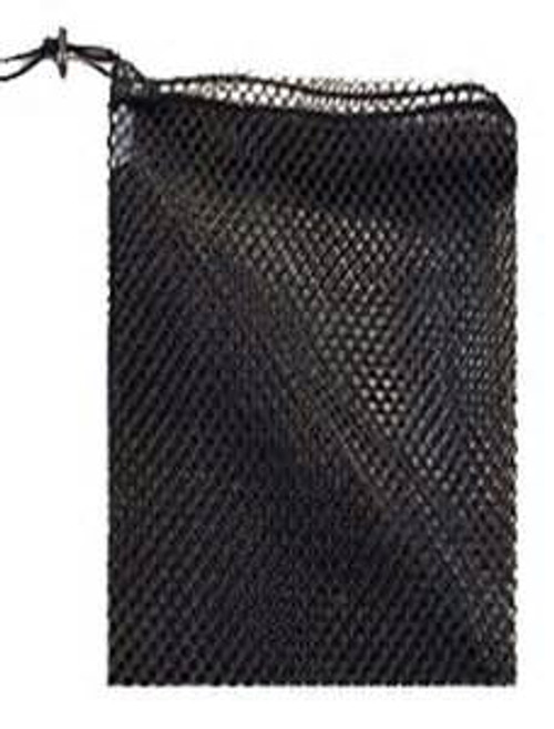 "Heavy Duty Mesh Media Bag W/Drawstring, Size 8"" X 14"" (MBAGSM)"