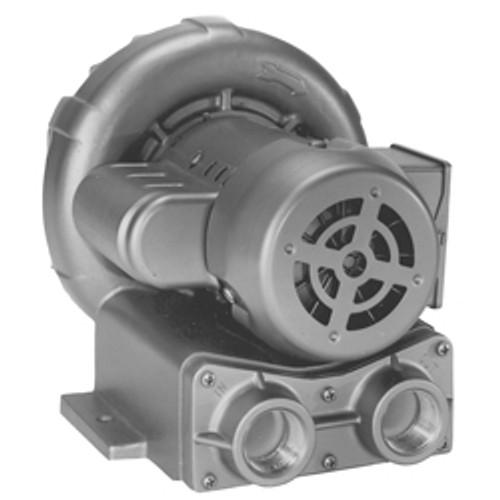 Atlantic Regenerative Blower 1.25HP, TEFC Motor,3600 RPM, 208-230/460, 3 phase (AB-200)