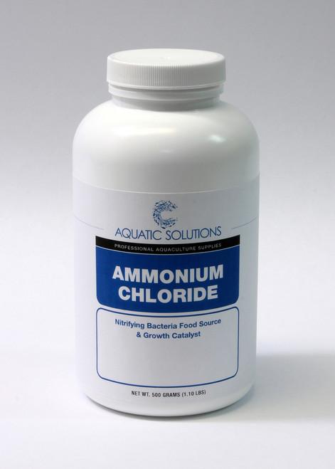 Aquatic Solutions Ammonium Chloride 500 gram (ASAMCH-500)