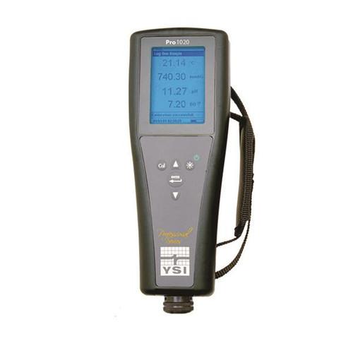 YSI Pro1020 pH & Dissolved Oxygen Meter, (6051020