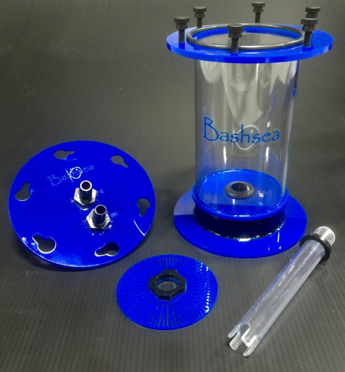 Bashsea Pellet Master PM 1, Rated For tanks up to 159 gal (600 L)