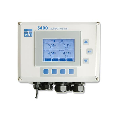 YSI 5400 Multi DO Aquaculture Monitor 12VDC, (5400-DC)
