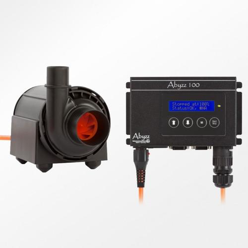 ABYZZ A100 1,880GPH COMMERCIAL GRADE CONTROLLABLE DC PUMP (VA-A100)