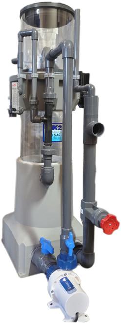 RK8AC Protein Skimmer/Foam Fractionator 13-26 GPM (RK8AC)
