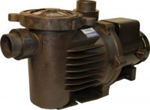 """Performance Pro Artesian 2, 1/3HP, 115/230V, 1 Phase 6300GPH@ 6' TDH, 2"""" Unions In/Out, With Cord. (A2-1/3-63C)"""