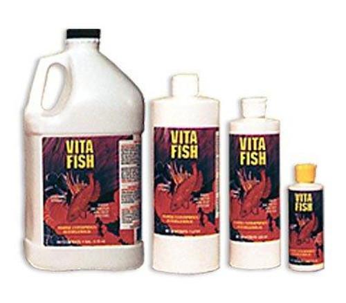 Marine Enterprises Vita Fish 1gal. (VM-128)