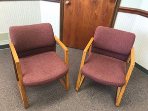 Assortment of Client Chairs
