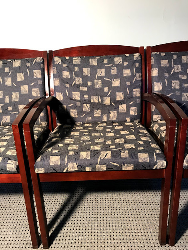Kimball Client Chairs