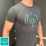 Male fit t-shirt - Side View