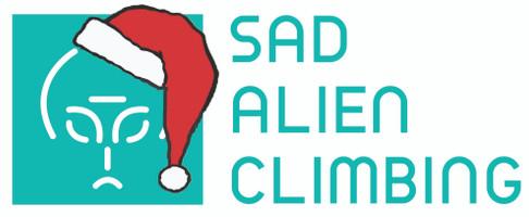Sad Alien Climbing