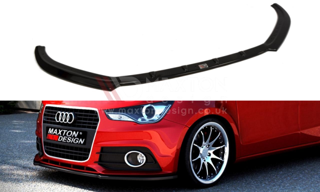 Maxton Designs Front Splitter Audi A1 Preface Model