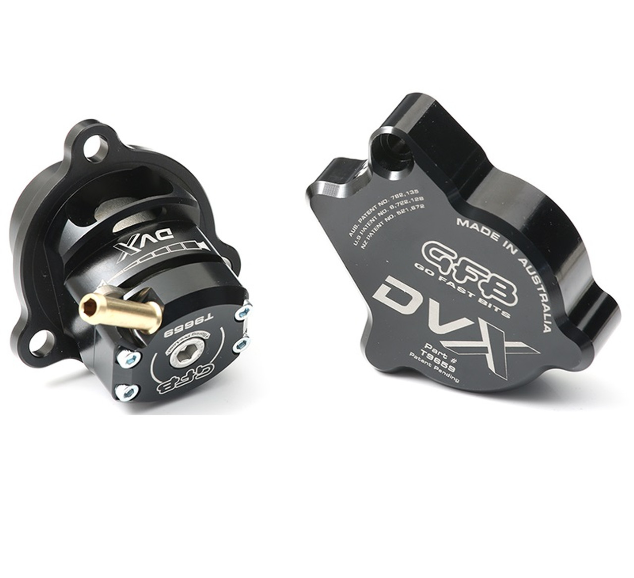 GFB DVX Suits Audi 8V S3 2014+ and Mk 7 Golf R