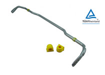 A3 Mk2 8p 04-12  FWD Rear Sway bar - 24mm X heavy duty adjustabl