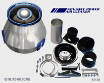 Blitz Advance Power Induction Kit Impreza GH8 GRB
