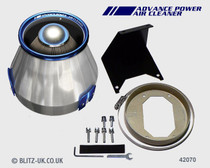 Blitz Advance Power Induction Kit Evo 1-2-3