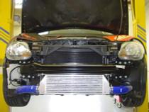 Forge - Twintercooler for SEAT Leon and Leon Cupra 2 lt FSiT