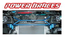 Cusco Front Member Power Brace for Mitsubishi Evo 8/9 CT9A