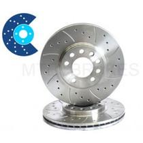 MTEC Front Discs Evo 5-9