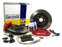 AP Racing Front Ont Brake Kit Ford Focus RS Mk2 (Red) 1
