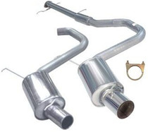 Mongoose Catback Exhaust Evo 4-6